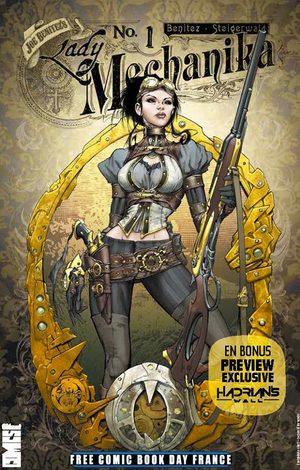 Free Comic Book Day France 2016 - Lady Mechanika