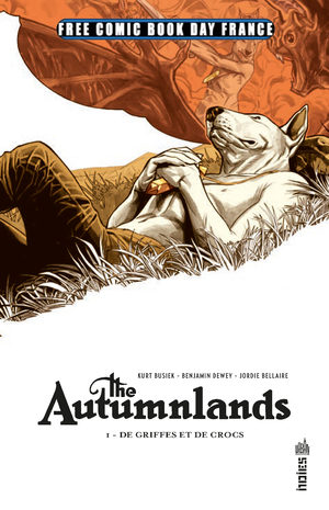 Free Comic Book Day France 2016 - The Autumnlands