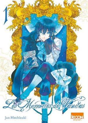Les Mémoires de Vanitas Manga
