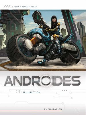 Androïdes BD
