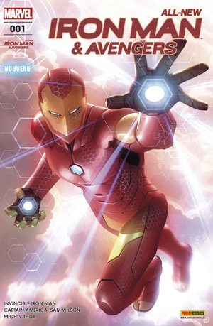 All-New Iron Man & Avengers