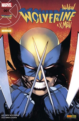 All-New Wolverine & X-Men