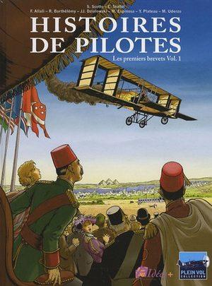 Histoires de pilotes
