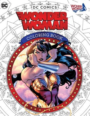 DC Comics - Wonder Woman Coloring Book