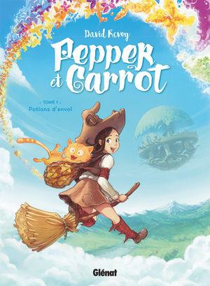 Pepper et Carrot BD