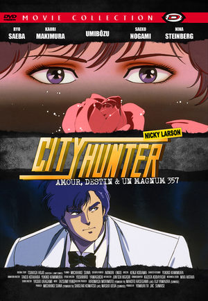 City Hunter - Amour, Destin et un Magnum 357