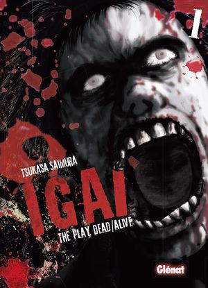 couverture, jaquette Igai 7  (Glénat Manga)