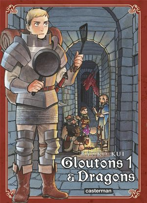 Gloutons & Dragons Manga