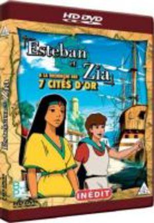 Esteban et Zia - A La Recherche des 7 Cités d'Or OAV
