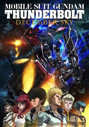 Mobile Suit Gundam Thunderbolt: December Sky Film