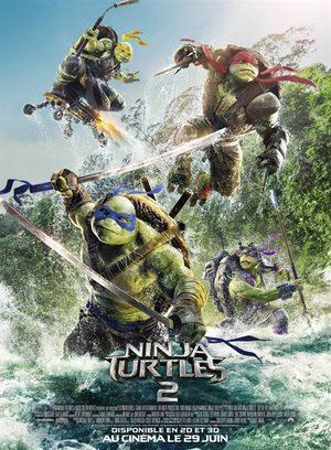 Ninja Turtles 2 Film