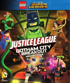 LEGO DC Super Heroes : La Ligue des Justiciers - S'évader de Gotham City