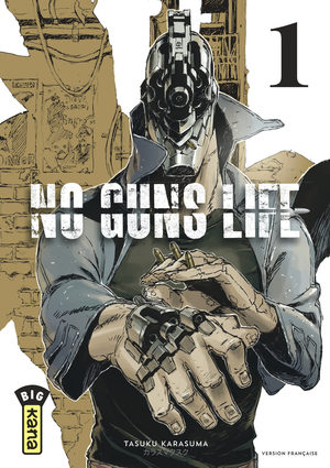 No Guns Life Manga