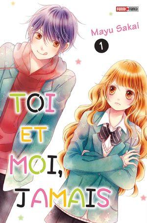 Toi et moi, jamais Manga