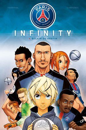 PSG Infinity Global manga