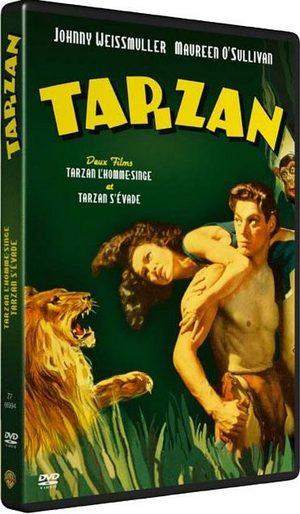 Tarzan l'Homme-Singe / Tarzan s'évade
