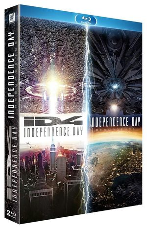 Independence day + Independence Day Resurgence