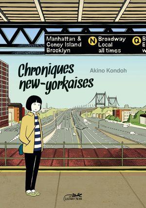 Chroniques new-yorkaises Manga