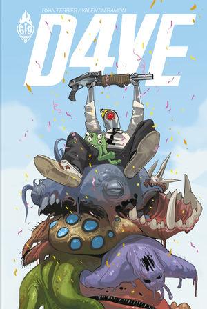 D4VE Comics