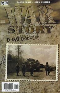 War Story - D-Day Dodgers