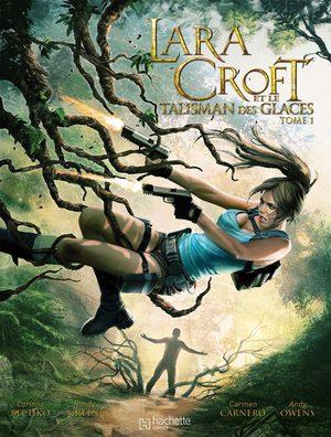 Lara Croft et le talisman des glaces