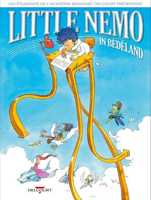 Little Nemo - In Bédéland