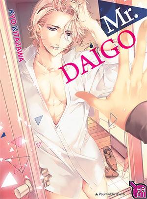 Mr Daigo Manga