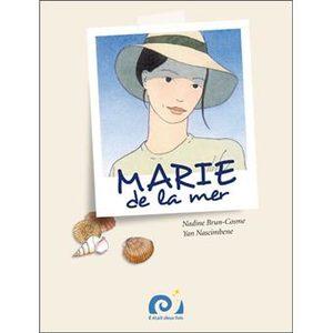 Marie de la mer Livre illustré