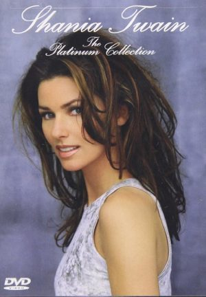 Shania Twain the platinum collection Concert