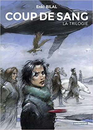 Coup de sang - La trilogie
