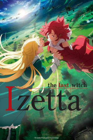 Izetta the last witch Série TV animée
