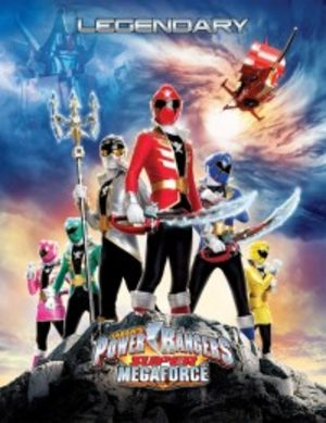 Power Rangers: Super Megaforce