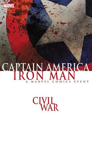 Civil war - Captain America / Iron Man