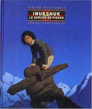 Inukshuk le garçon de pierre