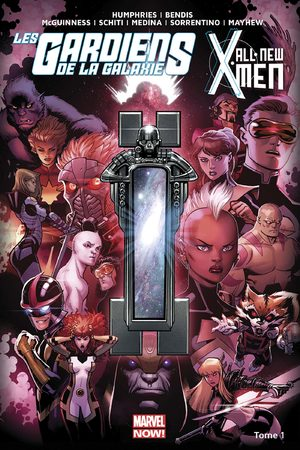 Les Gardiens de la Galaxie / All-New X-Men - Le Vortex Noir