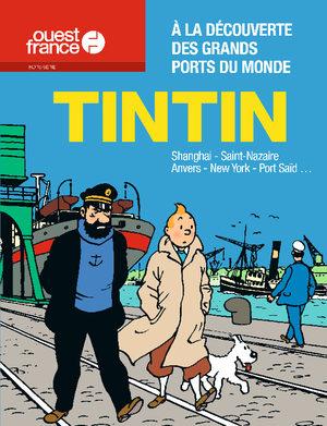 A la decouverte des grands Ports du Monde Tintin