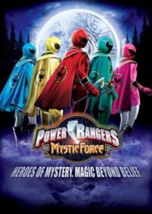 Power Rangers: Force Mystique