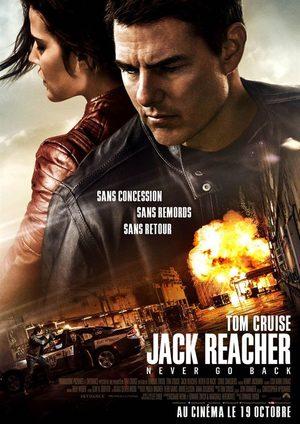 Jack Reacher : Never Go Back Film
