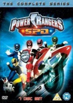 Power Rangers: Super Police Delta
