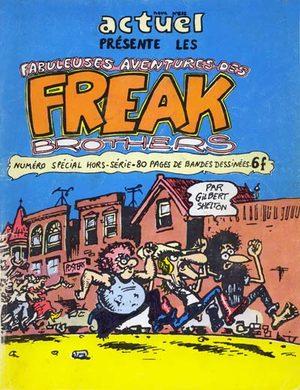 Les fabuleuses aventures de Freak Brothers