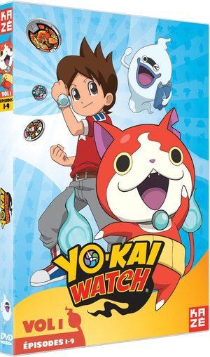 Yo-kai watch Série TV animée