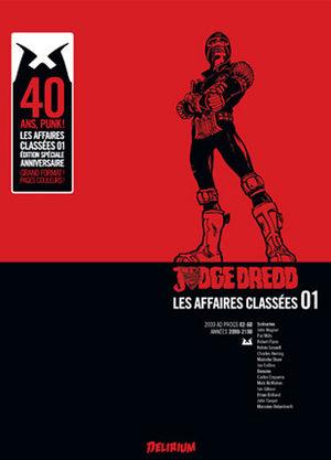 Judge Dredd - Les Affaires Classées