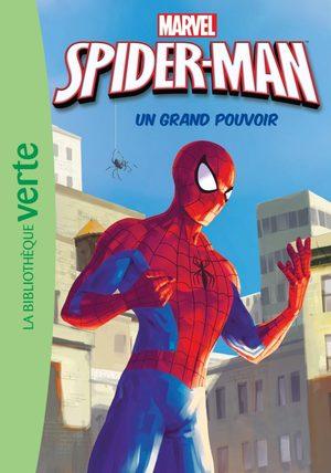 Spider-Man (Bibliothèque Verte) Roman