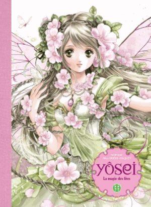 Yôsei, la magie des fées Livre illustré