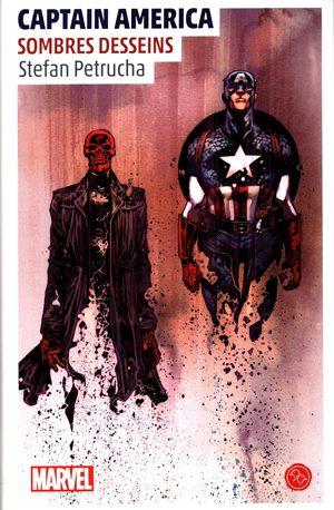 Captain America - Sombres Desseins