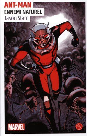 Ant-Man - Ennemi naturel Roman