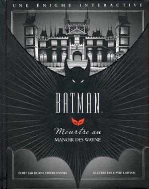 Batman - Meurtre au manoir des Wayne Roman