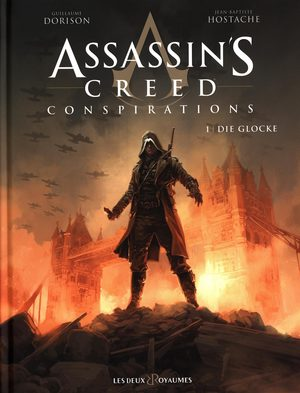 Assassin's Creed Conspirations BD