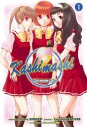Kashimashi : Girl Meets Girl