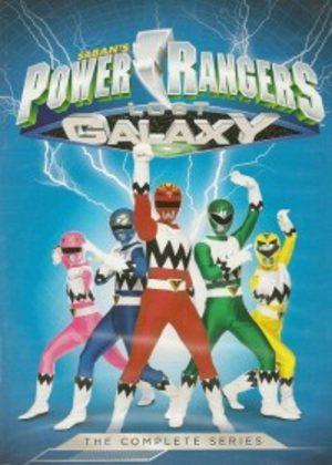 Power Rangers: L'Autre Galaxie